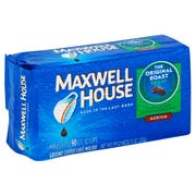 Maxwell House Vanilla Bean Original Decaffeinated Coffee, 11 Ounce -- 12 per case.
