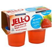 Jell O Sugar Free Strawberry Kiwi Gelatin Dessert, 12.5 Ounce -- 6 per case.