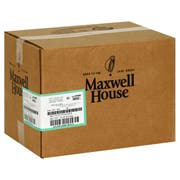 Maxwell House Decaf Coffee - 3.75 oz. pouch, 64 pouches per case