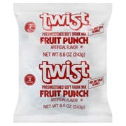 Twist Fruit Punch Mix Makes 2 Gallons -- 12 Per Case