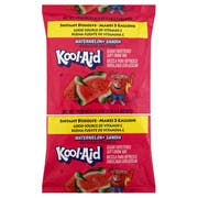 Kool-Aid Watermelon Powdered Drink Mix Pouch, 21.6 ounce -- 15 per case