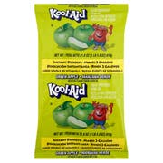 Kool-Aid Green Apple Powdered Soft Drink Mix, 2 gallon -- 15 per case