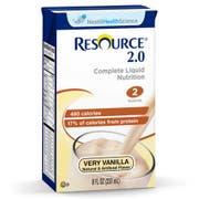 Novasource 2.0 Vanilla 27 Case 8 Ounce