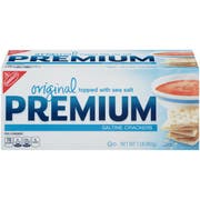 Nabisco Premium Original Saltine Cracker, 16 Ounce -- 12 per case