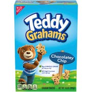 Teddy Grahams Chocolate Chip - 10 oz. box, 6 per case