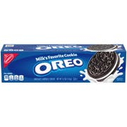 Nabisco Oreo Chocolate Cream Sandwich Cookies, 5.25 Ounce -- 12 per case.