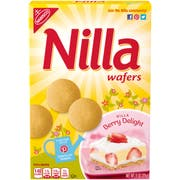 Nilla Wafer Cookie, 11 Ounce -- 12 per case.