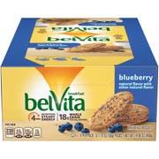 Belvita Blueberry Snack Bar, 1.76 Ounce -- 64 per case.