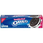 Nabisco Oreo Double Stuff Chocolate Sandwich Cookie, 5.6 Ounce -- 12 per case.
