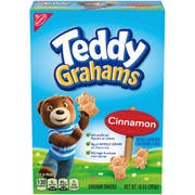 Teddy Grahams Cinnamon - 10 oz. box, 6 per case