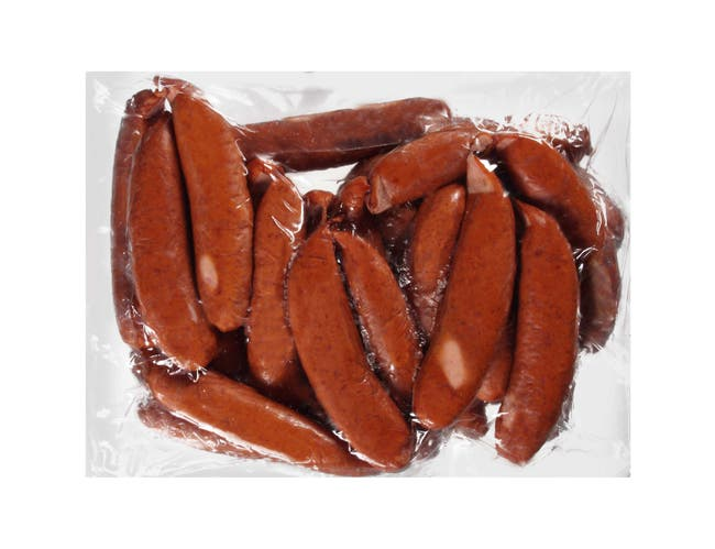 3:1 Hillshire Farms Country Style Mett Smoked Sausage, 7 inch -- 1 each.