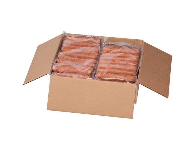 Sara Lee Hillshire Farms Cheddarwurst Skinless Smoked Sausage Link, 6 Pound -- 2 per case.