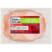 Hillshire Farm Sliced Oven Roasted Turkey Breast, 2 Pound -- 6 per case.