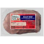 Hillshire Farm Sliced Roast Beef, 2 Pound -- 6 per case.