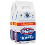 Kingsford Original Charcoal Briquettes, 40 Pound -- 1 each