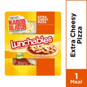 Lunchable Extra Cheese Pizza, 4.2 Ounce -- 16 per case