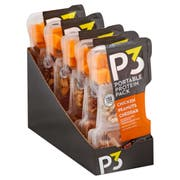 P3 Chicken with Cheese Convenience Meal, 2 Ounce -- 10 per case.
