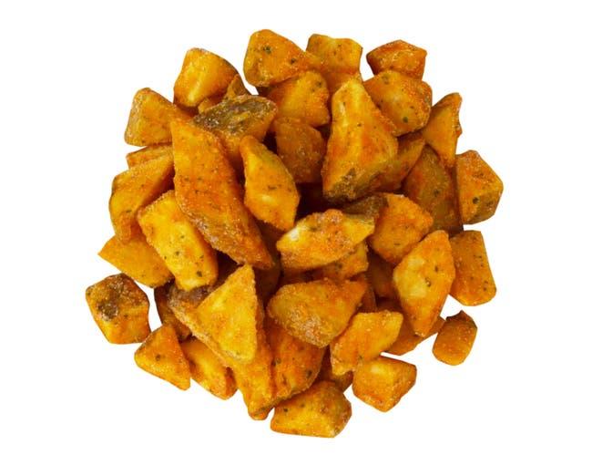 Lambs Seasoned Crispy Tri Cut Potatoes, 5 Pound -- 6 per case.