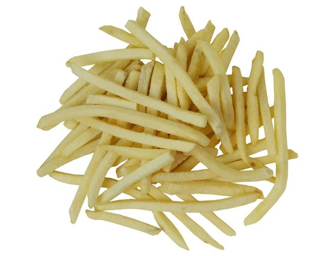 Lamb Weston Stealth Thin Regular Cut French Fry, 5 Pound -- 6 per case.