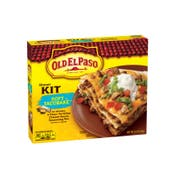 Old El Paso Soft Taco Bake Dinner Kit, 8.4 Ounce -- 12 per case.