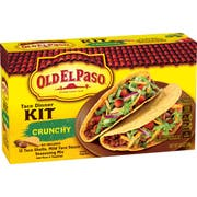 Old El Paso Hard Taco Dinner Kit, 8.8 Ounce -- 12 per case.