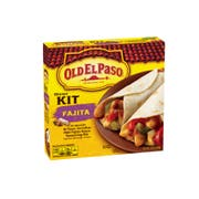 Old El Paso Fajita Dinner Kit, 12.5 Ounce -- 12 per case.