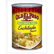 Old El Paso Mild Green Enchilada Sauce, 10 Ounce -- 12 per case.