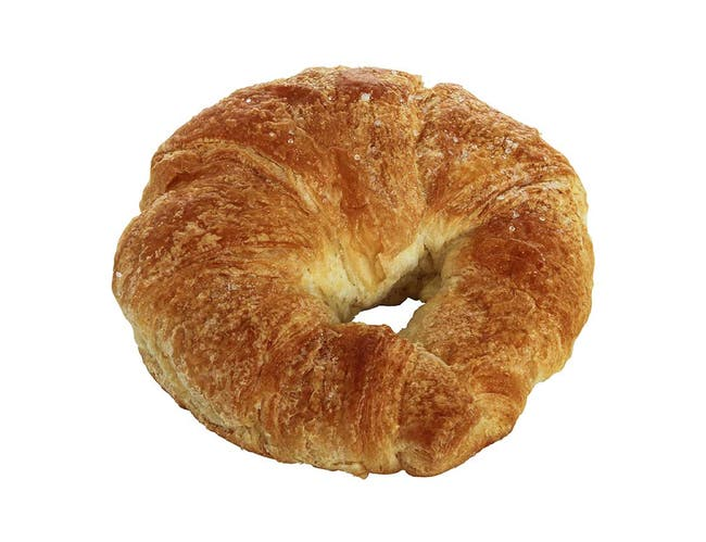Pennant Foods Extra Large Margarine Closed Croissant, 3 Ounce -- 32 per case.
