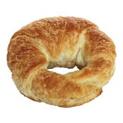 Pennant Foods European Medium Sliced Butter Closed Croissant, 2 Ounce -- 48 per case.