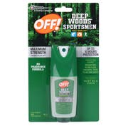 OFF Deep Woods Sportsman Spritz Insect Repellent, 1 Ounce -- 12 per case.