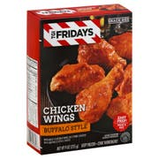 Tgi Fridays Chicken Wings with Buffalo Style Sauce, 9 Ounce -- 8 per case.