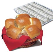 Bridgford Foods White Ranch Yeast Roll Dough, 1.5 Ounce -- 240 per case.