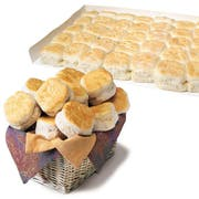 Bridgford Foods Old South Buttermilk Biscuit, 1.25 Ounce -- 105 per case.