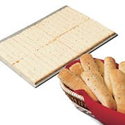 Bridgford Foods Garlic Cheesy Breadstick Dough, 1 Ounce -- 360 per case.