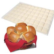 Bridgford Foods Bakery White Yeast Roll Dough, 2 Ounce -- 180 per case.