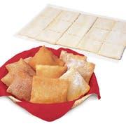 Bridgford Foods Sopapilla Dough, 1.35 Ounce -- 240 per case.