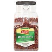 Durkee Red Bell Pepper, 33 Ounce -- 1 each.