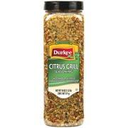 Durkee Citrus Grill Seasoning - 18 oz. container, 6 per case