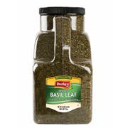 Durkee Basil Whole Leaf - 26 oz. container, 1 per case