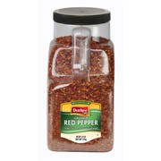 Durkee Crushed Red Pepper - 3.75 lb. container, 1 per case