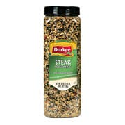 Durkee Steak Seasoning - 26 oz. container, 6 per case