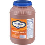 Blue Plate Concentrated Barbecue Sauce, 1 Gallon -- 4 per case.