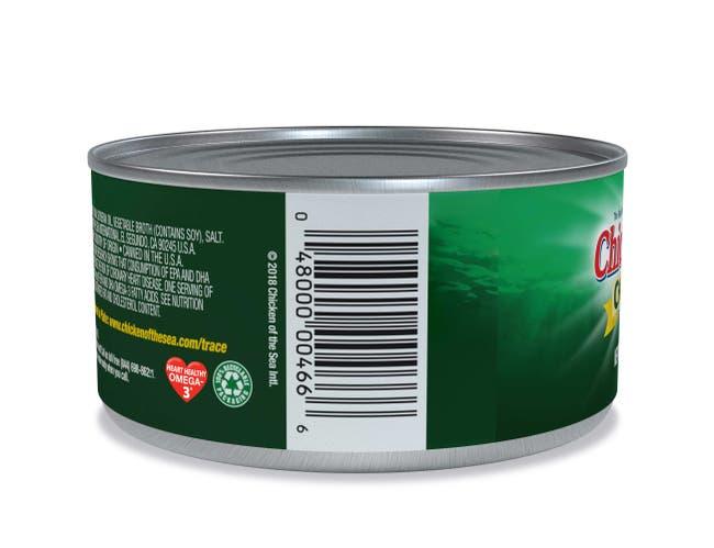 Chicken of the Sea Chunk Light Tuna, 12 Ounce -- 24 per case