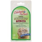 Chicken Of The Sea Tuna Salad, 3.5 Ounce -- 8 per case.
