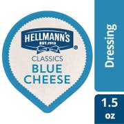 Hellmann's Classics Dip Cups Blue Cheese Dressing, 1.5 ounce cup -- 108 per case