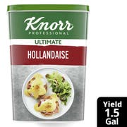 Knorr Professional Ultimate Gluten Free Hollandaise Sauce Mix, 30.2 ounce -- 4 per case