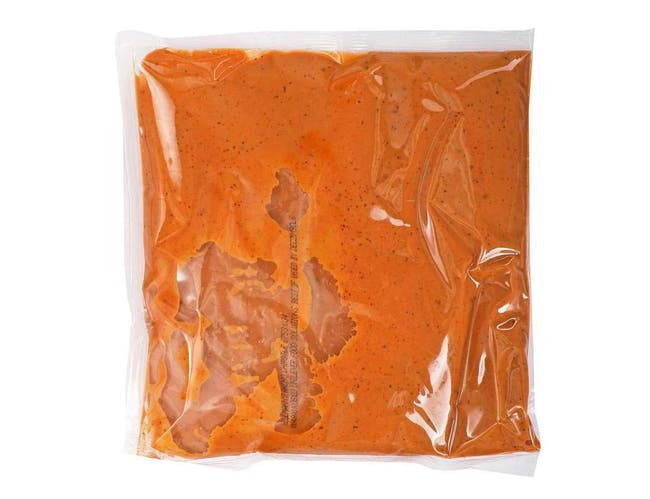 Hellmann's Real Ancho Chipotle Sauce Pouch, 16 ounce -- 12 per case