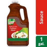 Knorr Professional Ready-to-Use Fajitas Sauce with Lime Juice Jug, 1 gallon -- 2 per case