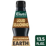 Single Knorr Professional Ultimate Intense Flavors Liquid Seasoning Wild Mushroom Earth, 13.5 ounce -- 1 each