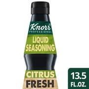 Single Knorr Professional Ultimate Intense Flavors Liquid Seasoning Citrus Fresh, 13.5 ounce -- 1 each